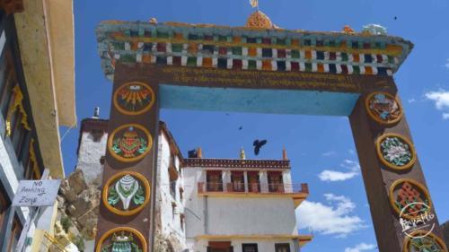 Key Monastery (Kye Gompa) Spiti valley, Himachal Pradesh (4)
