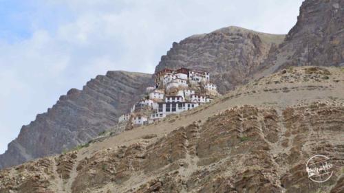 Key Monastery (Kye Gompa) Spiti valley, Himachal Pradesh  (5)