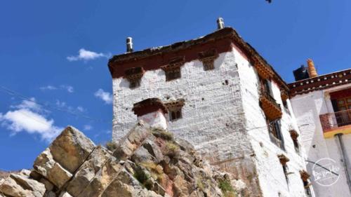 Key Monastery (Kye Gompa) Spiti valley, Himachal Pradesh  (9)