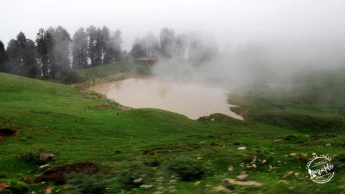 Trek To Prashar Lake