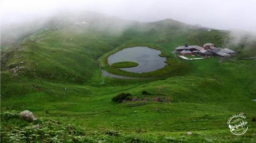 Prashar Lake Temple