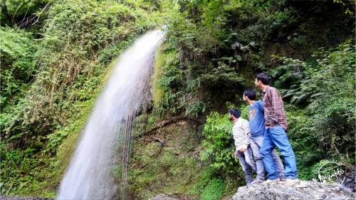 Shali Tibba - waterfall