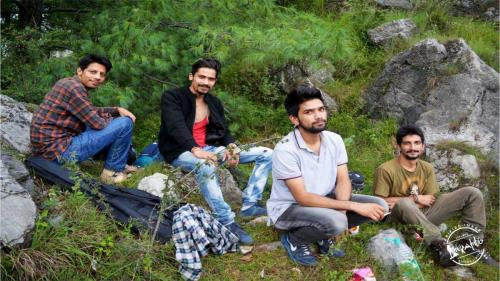 on the way to Shali Tibba