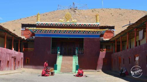 Tangyud Monastery komic village (1)