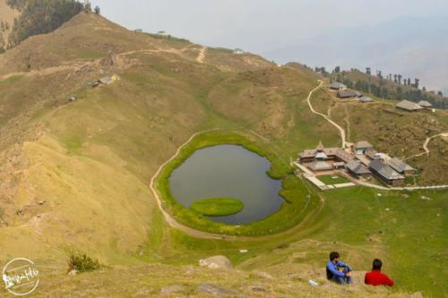 prashar lake trek  (5)